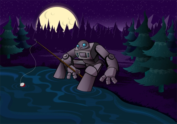 blue-robot-fishing-chad-albers-weirdoboy-lg